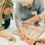 Scrabble Tournament on May 2, 2020