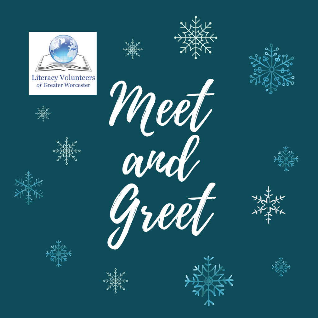 You're Invited: Meet & Greet on January 28, 2020