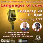 Open Mic 2/24: Languages of Love